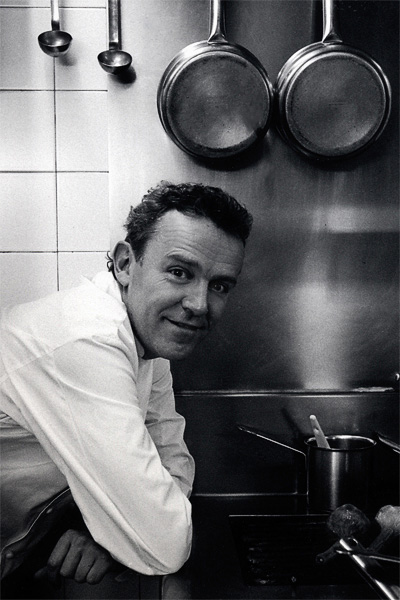 Alain Passard par Aurore Deligny, photographe culinaire en IDF