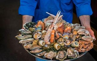 Photographe culinaire professionnelle en IDF pour site web de restaurant
