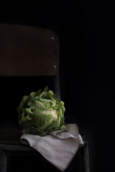 Aurore Deligny, photographe culinaire en IDF, chou contemporain