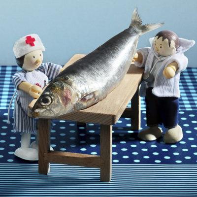 photographe culinaire en IDF, poisson