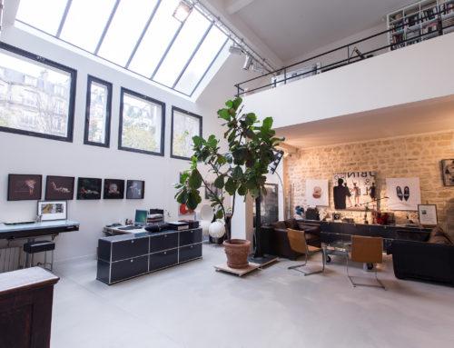 Lieu magique, le studio Ajer ouvre ses portes
