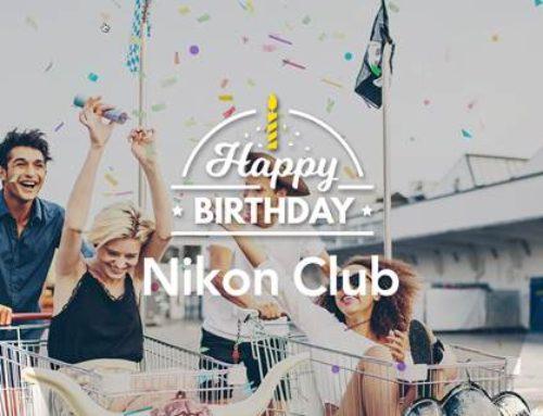 Le Nikon Club fête sa première année