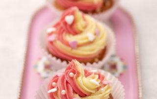 Photographie de cupcake