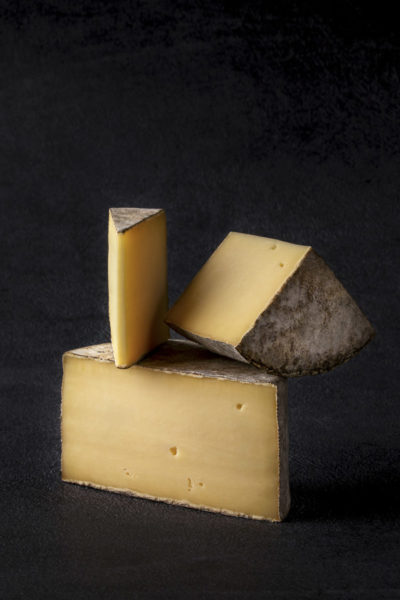 Tomme de fromage, photographie