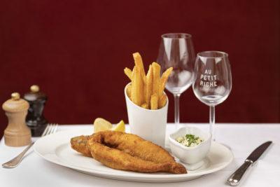 Photographie de plat de restaurant