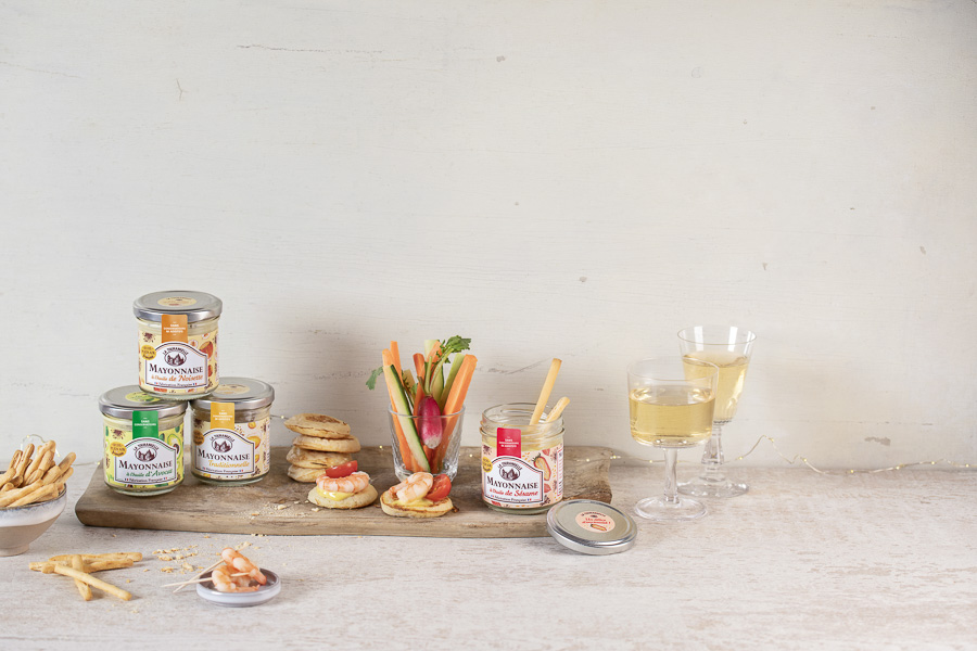 Shooting culinaire pour marque alimentaire